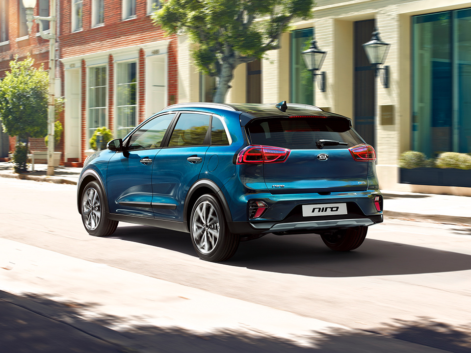 Kia Niro fuel efficiency